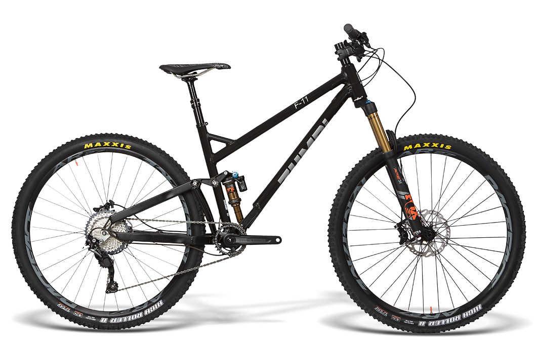 Bike F11 29 Fox Black Shop Online Zumbi Cycles