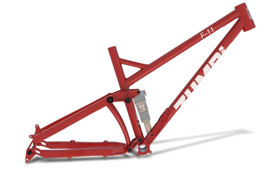 bike frame F11 fox 29