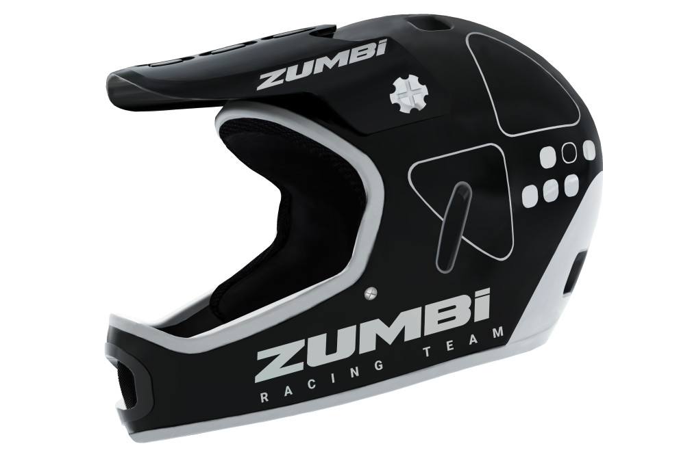 bike helmet full face poc cortex flow zumbi