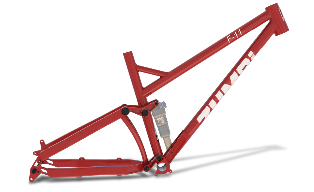 zumbi frame F11 27.5
