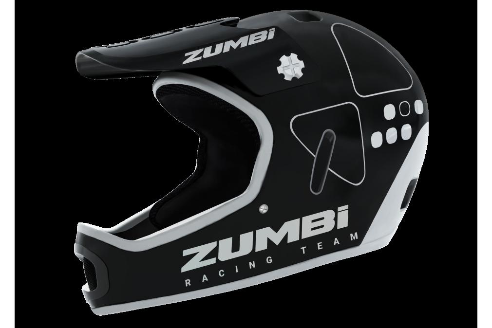 bike helmet full face poc cortex flow zumbi