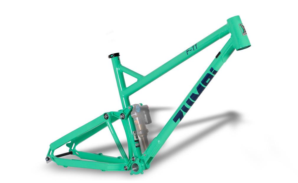 bike frame 650b zumbi cycles team