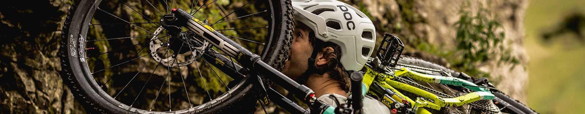 Enter my world - Zumbi Mountain bikes