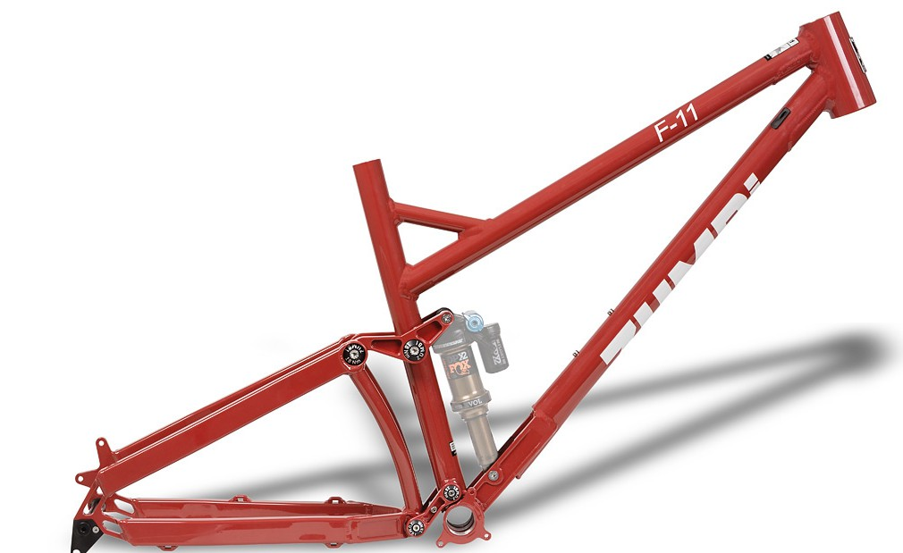 bike frame 150mm