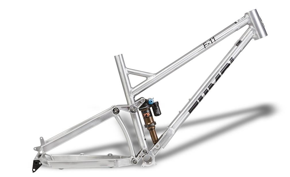 raw bike frame enduro