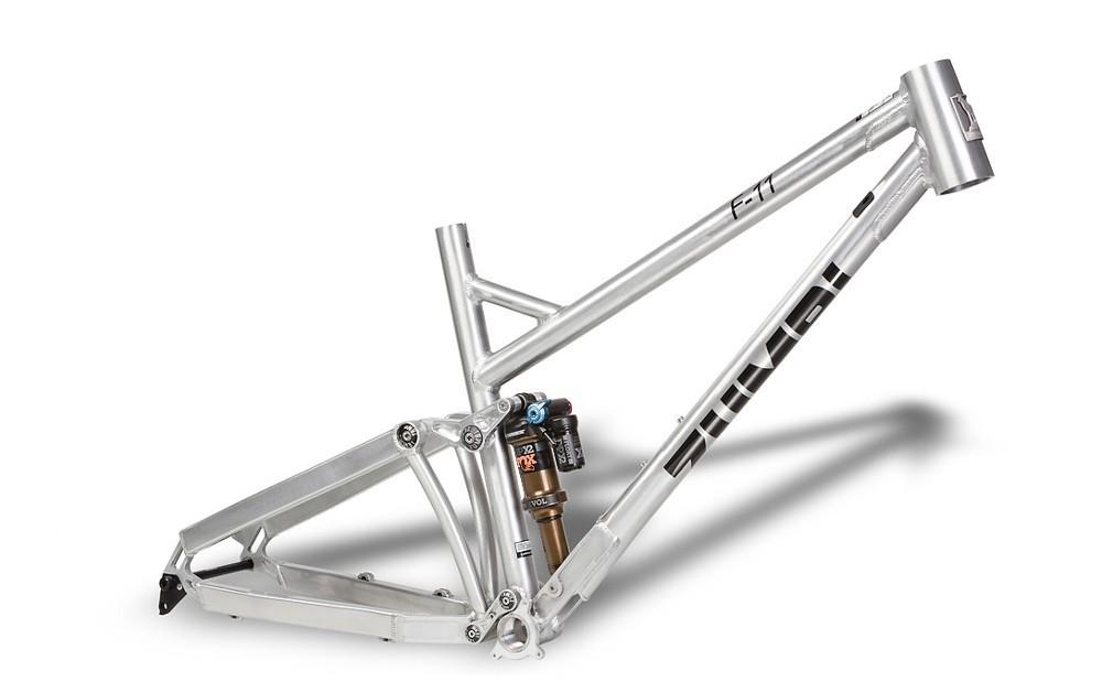 zumbi cycles raw bike frame