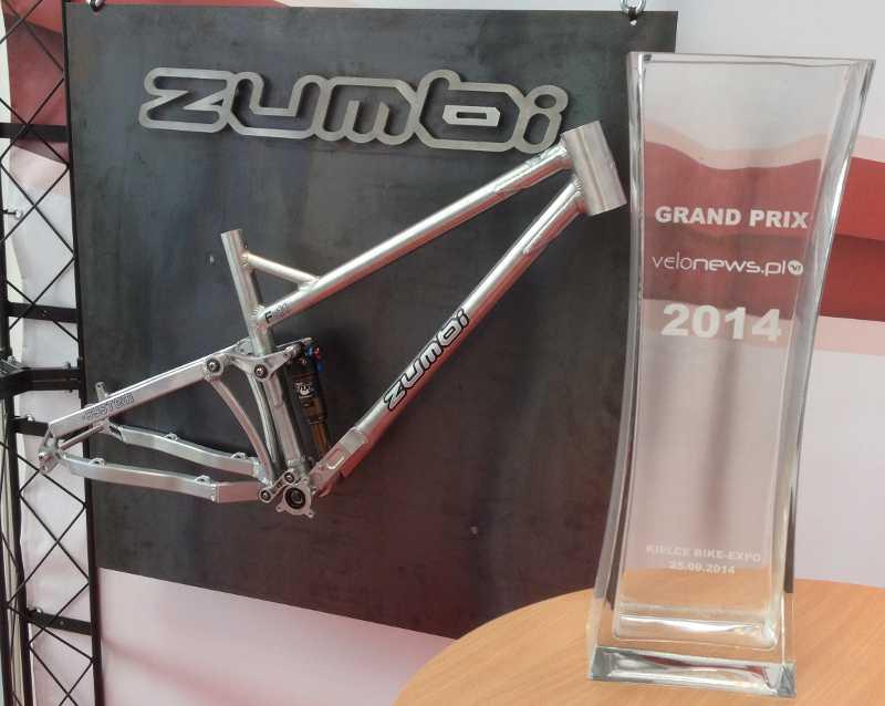 bike expo zumbi f11