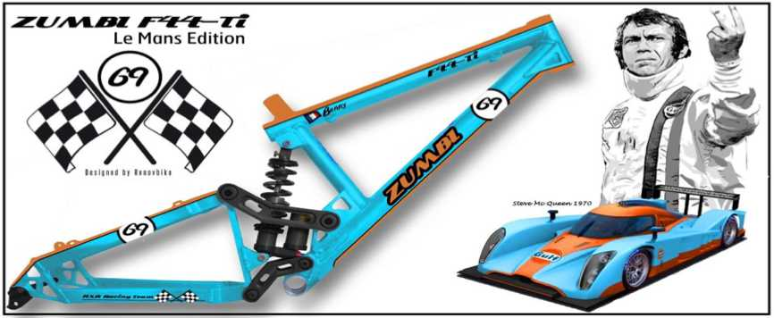 le mans zumbi cycles