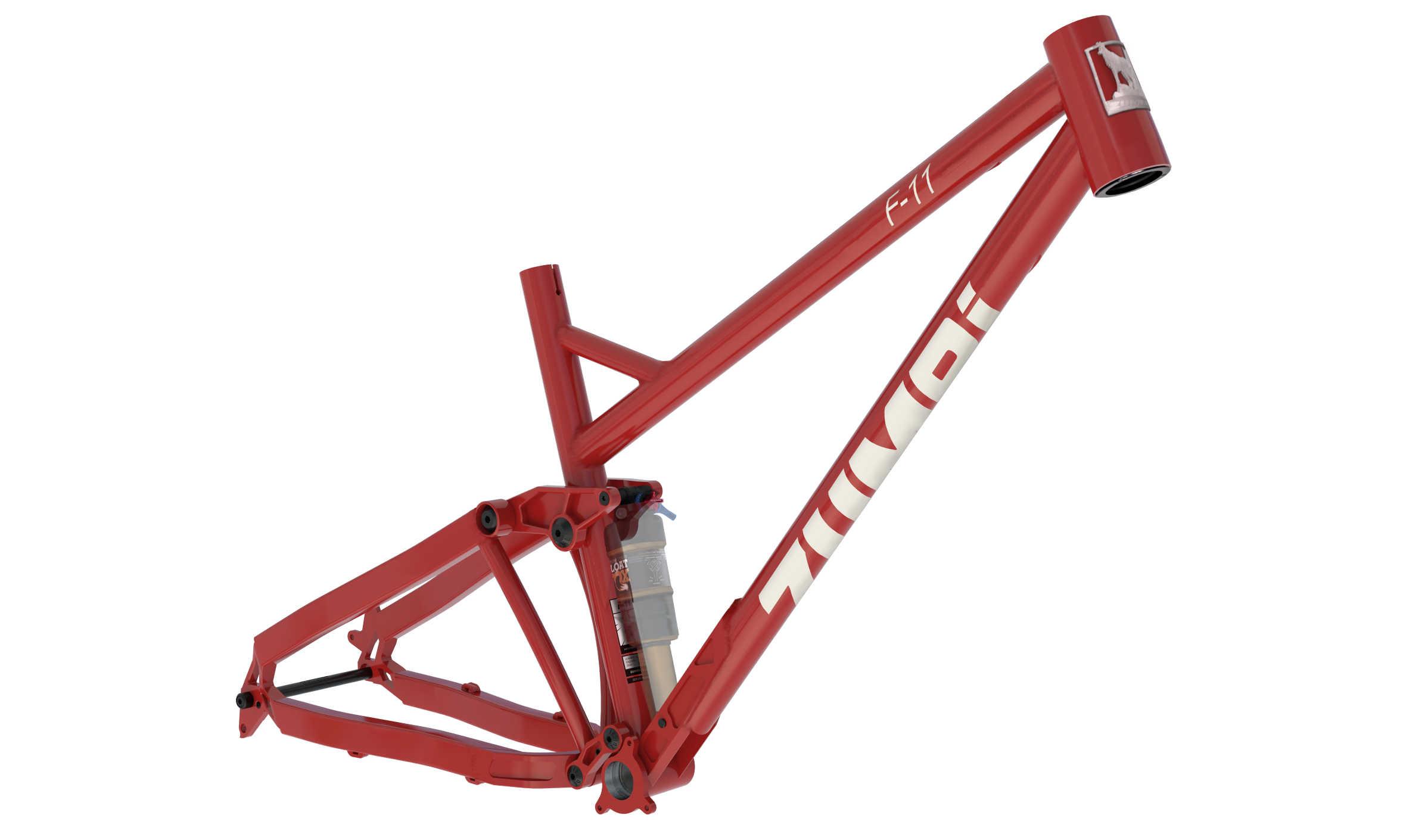 bike frameF11-f ox 29