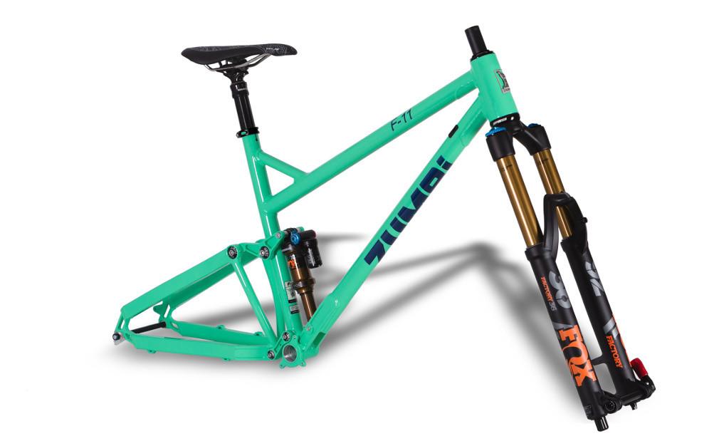 enduro frame set fox zumbi cycles